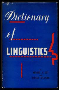 image of A Dictionary of Linguistics