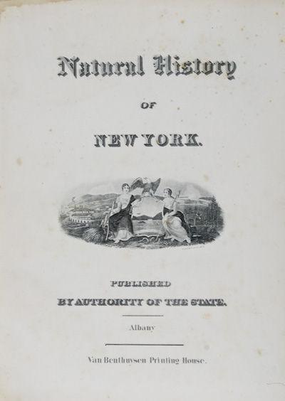 Albany: C. Van Benthuysen Printing House, 1867. Later printing. Hardcover. g. 4to. xi,428pp. 63pl. B...