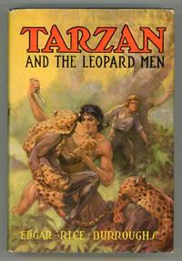 image of TARZAN AND THE LEOPARD MEN ..