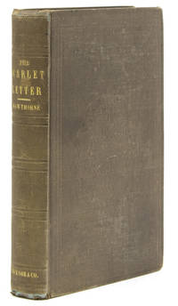 image of The Scarlet Letter, A Romance