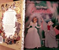 A Little Golden Book WALT DISNEY'S Cinderella