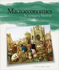 image of Principles of Macroeconomics (Available Titles CourseMate)