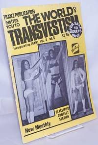 image of The World of Transvestism: Tranz Publication vol. 4, # 6