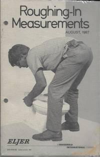 "image of ""Eljer Roughing-In Measurements: August, 1987"""