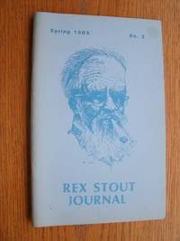 Rex Stout Journal Spring 1985 No. 2