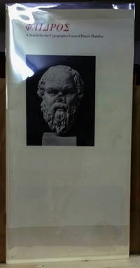 Phaidros:  A Search for the Typographic Form of Plato\'s Phaedrus
