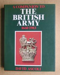 image of A Companion to the British Army.
