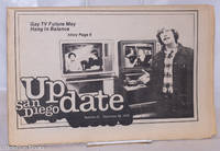 image of San Diego Update: vol. 1, #21, December 28, 1979: Gay TV Future May Hang in the Balance
