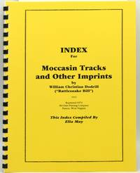 INDEX for Moccasin tracks and Other Imprints