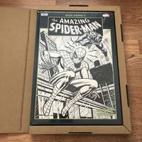ROSS ANDRU AMAZING SPIDER-MAN ARTIST EDITION