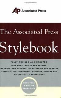 The Associated Press Stylebook
