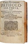 View Image 2 of 5 for Casp. Hofmanni Variarum Lectionum Lib. VI: In quibus loca multa Dioscoridis, Athenaei, Plinii, Hippo... Inventory #M14145
