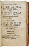 View Image 3 of 5 for Casp. Hofmanni Variarum Lectionum Lib. VI: In quibus loca multa Dioscoridis, Athenaei, Plinii, Hippo... Inventory #M14145
