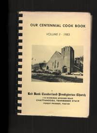 image of Our Centennial Cook Book, Volume II