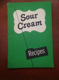 Sour Cream Recipes.  From the Folks at Barber's Quality Dairy Products.