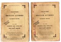 French and English. In Two Volumes