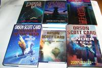 Enders Game, 6 Volumes by Orson Scott Card - 1985
