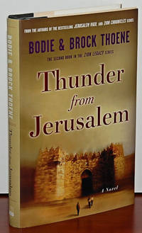 THUNDER FROM JERUSALEM. The Second Book in the ZION LEGACY Series