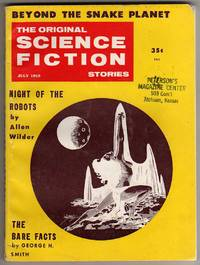 The Original Science Fiction Stories - July 1959 - Volume 10 Number 3 [MAGAZINE]