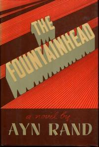 The Fountainhead (facsimile of first edition)