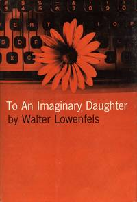 To An Imaginary Daughter