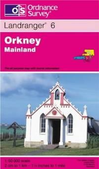 Orkney - Mainland (Landranger Maps) by Ordnance Survey - Paperback - from World of Books Ltd (SKU: GOR004230002)
