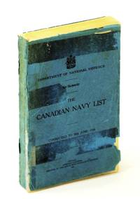 The Canadian Navy List, Corrected to 30th June, 1944