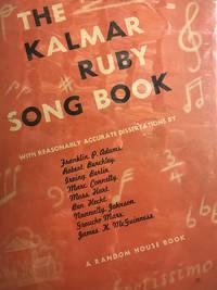 The Kalmar Ruby Song Book