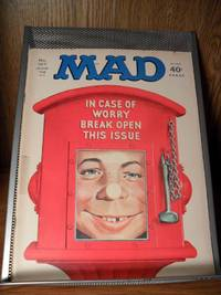 MAD, No. 167, June 1974