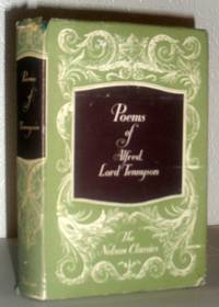 image of Poems of Tennyson