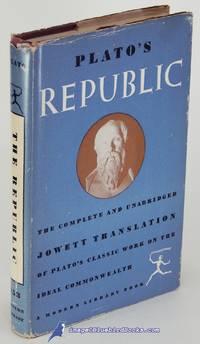 image of Plato's The Republic (Jowett Translation) (Modern Library #153.2)
