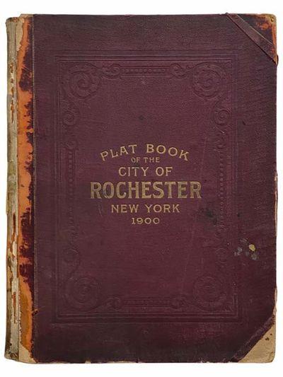 New York and Philadelphia: J.M. Lathrop & Co, 1900. Three-Quarter Leather. Fair/No Jacket. Complete,...