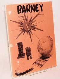 Barney; the modern stone-age magazine, no. 3