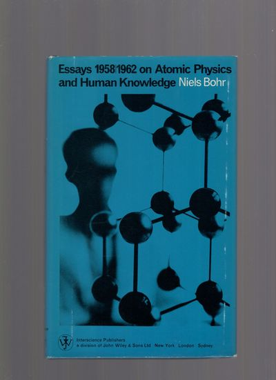 NY/London: Interscience Publishers, 1963. Hardcover. Fine/Near Fine. First edition. Neat owner's nam...