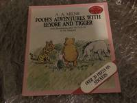 Pooh's Adventures with Eeyore and Tigger sticker book