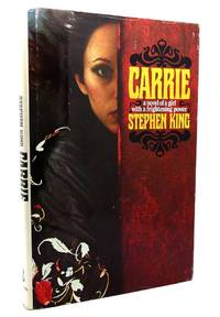 CARRIE by Stephen King - Hardcover - BOMC - 1990 - from Rare Book Cellar and Biblio.com