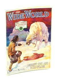 image of The Wide World Magazine - True Stories of Adventure, March [Mar.] 1924, Vol. LII, No. 311: Adrift on an Ice-Floe