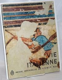 image of Vie Italienne / Vita Italiana / Italy's Life / Leben in Italien.  Revue Officielle de l' E.N.I.T. 1963 No 27 - Anno XIV