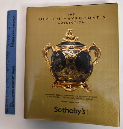 London: Sotheby's, 2008. Hardcover. VG/VG- (wear to edges of dj). Black cloth with gilt lettering ov...