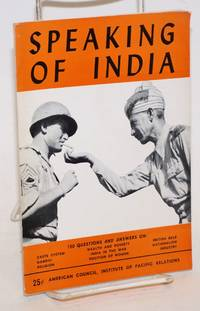 Speaking of India: 150 questions and answers..