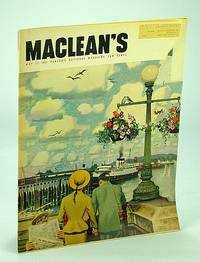 Maclean's - Canada's National Magazine, 15 May 1951 - Why Wives Are Going Out to Work / Fred White - Toughest Man Afloat