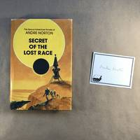 Secret of the Lost Race (The space adventure novels of Andre Norton)