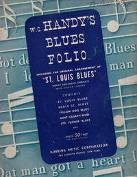 W. C. Handy's Blues Folio