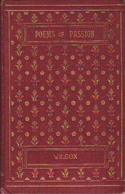 Poems Of Passion By Wilcox Ella Wheeler 1916