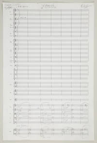 """A Woman's Life for Soprano Solo and Orchestra. Autograph musical manuscript full score signed """"R. Danielpour"""" and dated 2007 at upper right corner of page 1 and with """"Thanks be to God New York 9/25/2007"""" at conclusion. With text by the distinguished African-American poet, singer, memoirist, and civil rights activist Maya Angelou (1928-2014)"""