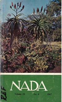 image of NADA Vol IX No 4 1967