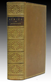 London: Edward Stanford, 1880. Second edition. Full tan calf, spine heavily decorated in gilt, five ...