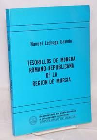 Tesorillos de moneda romano-republicana de la región de Murcia