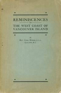 Reminiscences of the West Coast of Vancouver Island