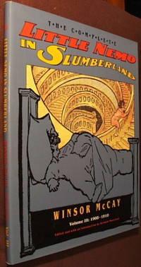 The Complete Little Nemo in Slumberland - Volume III (1908-1910)